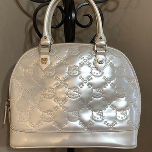 Loungefly HELLO KITTY by Sanrio Embossed Handbag